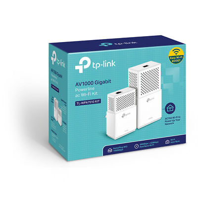 TP-Link TL-WPA8630P KIT AV1200 Wireless PowerLine Network Adapter Range Extender