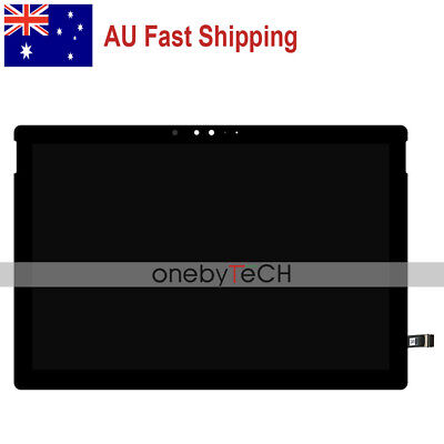 """AU 13.5"""" Microsoft Surface Book 3000 x 2000 LCD Display Touch Digitizer Assembly"""