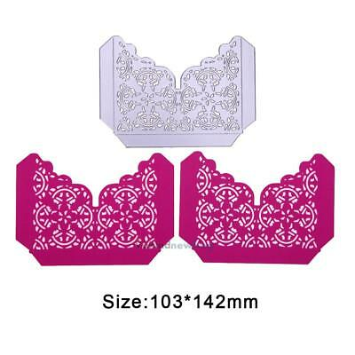 Greeting Card Cutting Dies Stencil Scrapbooking Embossing Album Paper Decor Tool