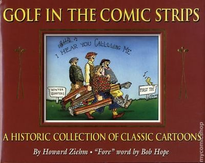 Golf in the Comic Strips HC A Historic Collection of Classic Cartoons #1-1ST FN