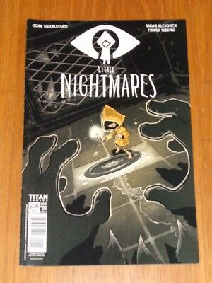 Little Nightmares #1 Cover A Titan Comics Nm (9.4)