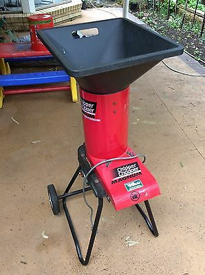 Magnum 2hp Chip Chopper Mulcher Shredder Sydney