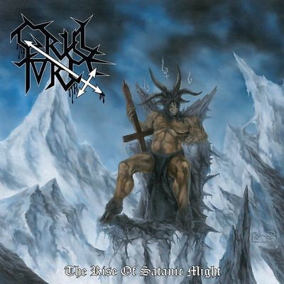 Cruel Force - The Rise of Satanic Might CD Black Thrash Metal