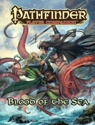 PATHFINDER PLAYER COMPANION BLOOD OF THE, Staff, Paizo, 978160125...
