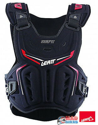 Leatt Adult MX Enduro Motocross Armour -3D Airfit Chest Protector -  Protection