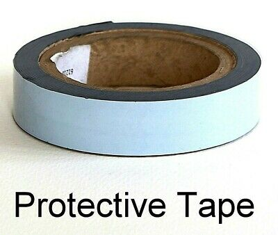 25mm x 100m Protective Low Tac Adhesive Tape Masking Protection Metal Protect