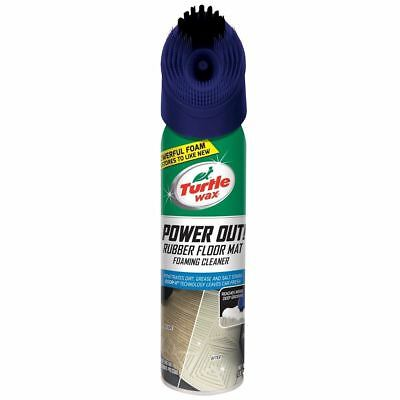 Turtle Wax 50600 Power Out Rubber Floor Mat  Cleaner 18 oz (50600-WH44*K)