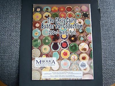 Majolica Pottery 5 Auction Catalogs  from 2006 to 2009