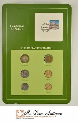 Coin Sets Of All Nations - The Russian Federation *604