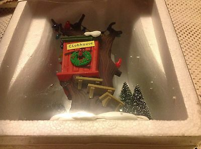"Dept 56 The Original Snow Village ""KIDS TREE HOUSE"" 5168-3 IN THE BOX"