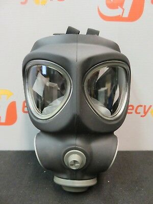 Scott M95 Full Face Respirator Riot Control Gas Mask Military Police 013261 New