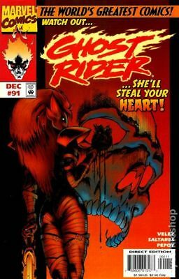Ghost Rider (1990 2nd Series) #91 FN+ 6.5