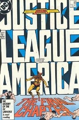 Oe1516-----Dc, Justice League Of America #261  Vf/nm