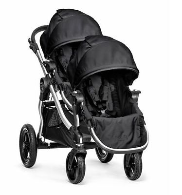 Baby Jogger City Select Onyx Double Stroller Brand NEW In Box 2016