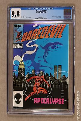 Daredevil (1964 1st Series) #227 CGC 9.8 1465752021