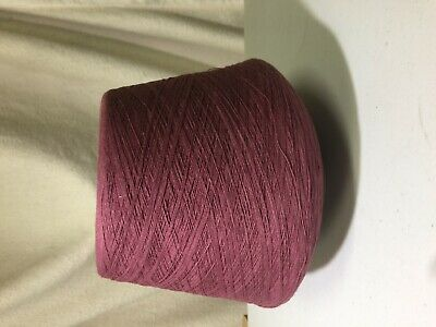 COTTON 20//2-8400 YPP LACE THREAD WT CONE YARN 2 LBS NATURAL COLOR C101E