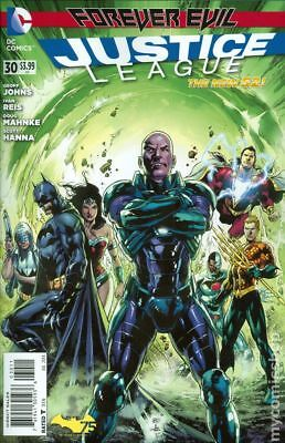 Justice League (2011) #30A VF