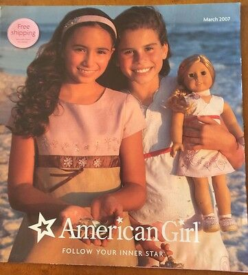 American Girl Catalog March 2007