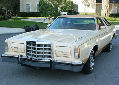1979 Ford Thunderbird ONE OWNER - 30K MILES ONE OWNER ARIZONA SURVIVOR - 1979 Ford Thunderbird Coupe - 30K ORIG MI