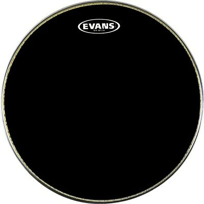 Evans MX1 Marching Bass Drum Head Black 24 in.