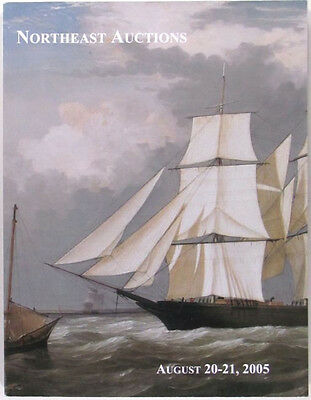 Antique Maritime Marine & China Trade Art / Antiques -Northeast Auction Catalog