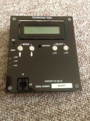 3M Library book detection systems Technician test tool