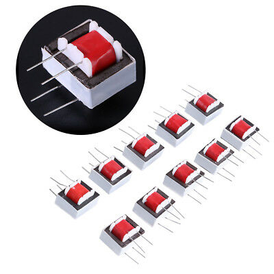 10x Audio Transformer 600 : 600 Europe 1:1 Ei14 Isolation Transformer Ringing LY