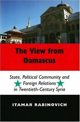 The View from Damascus: State, Political Community and Foreign Relations in Twe