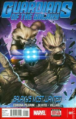 Guardians of the Galaxy Galaxy's Most Wanted (2014) #1A NM