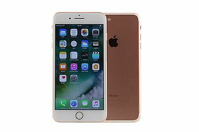 Apple iPhone 7 Plus 32 GB Rose Gold (A1 AT Simlock) - Top Zustand #677