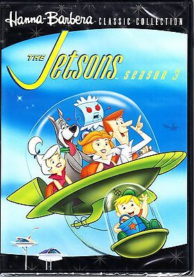 The JETSONS COMPLETE THIRD SEASON 3 FINAL R1/4 DVD