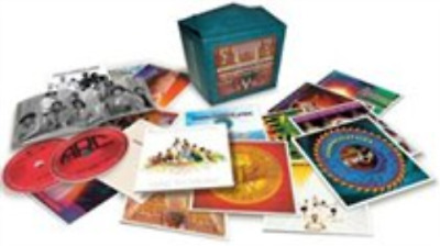 Earth, Wind & Fire-The Columbia Masters  (UK IMPORT)  CD / Box Set NEW