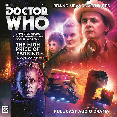 Doctor Who - The High Price of Parking (Big Finish 227) Sylvester McCoy