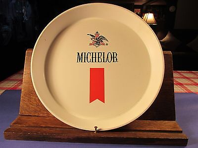 Michelob Beer Tray- Plastic