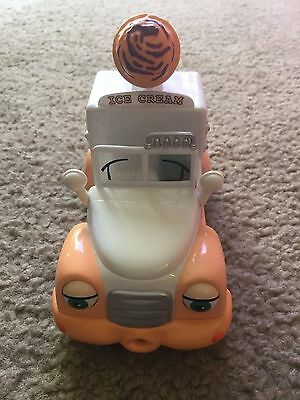 The Chevron Cars #34 SUMMER SCOOP Ice Cream Truck 2003 Cute!!