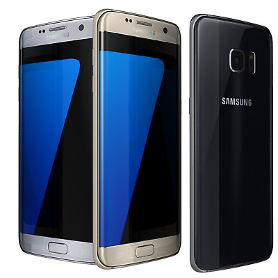 Samsung Galaxy S7 Edge G935F 32GB 64GB 128GB Black Gold Unlocked Smartphone