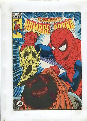 Mexican Amazing Spider-Man #329 (6.0)!
