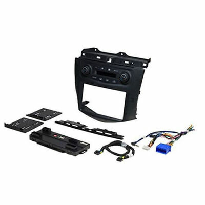 PAC RPK4-HD1101 Double DIN Dash Kit w/ Climate & SWC for 2003-07 Honda Accord