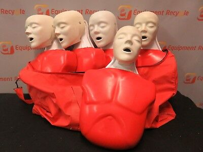 Basic Buddy Life Form Convenience Pack CPR Training Manikins Lot of 5