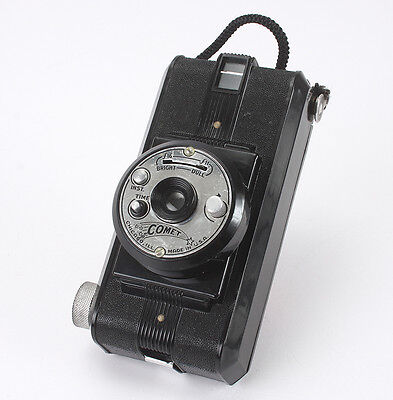 Zenith Comet, Uses 127 Film, Sticky Shutter, As-Is/189718