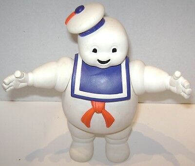 "Vintage The Real Ghostbusters Stay Puft Marshmallow Man Figure 6 3/4"" 1984"