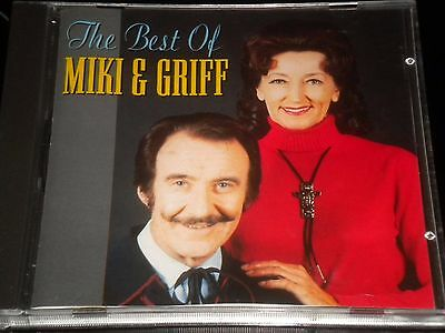 The Best Of Miki & Griff - CD Album - 1997 - 26 Great Tracks
