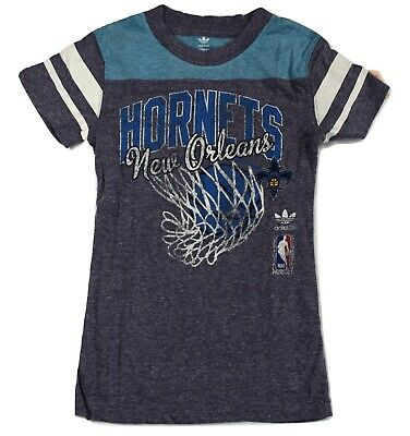 4aa7a99006aa6 NBA NEW ORLEANS Hornets Adidas Climalite Performance Shirt | Grey ...