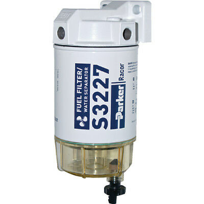 Racor/Parker 320R-RAC-01 Gas Fuel/Water Separator