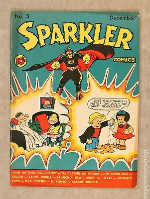 Sparkler Comics (1941 2nd Series) #5 VG 4.0