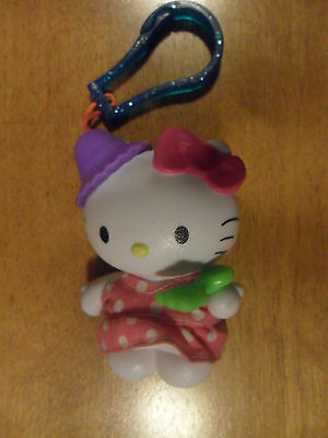 Hello Kitty Back Pack Clip Key Chain Doll Toy
