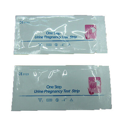 20X Home Early Pregnancy Test Strips Urine Fertility HPT Kit High Sensitive