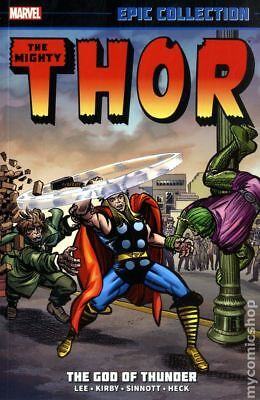 Thor The God of Thunder TPB (2014 Marvel) Epic Collection #1-1ST NM