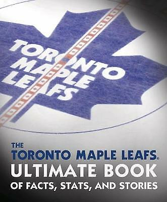 The Toronto Maple Leafs Ultimate Book of Facts, St,HC, - NEW