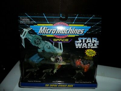 Micro Machines Star Wars The Empire Strikes Back  Collection 5